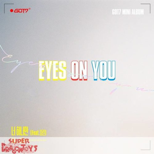 "GOT7 - EYES ON YOU - ""YOU"" VERSION - MINI ALBUM"