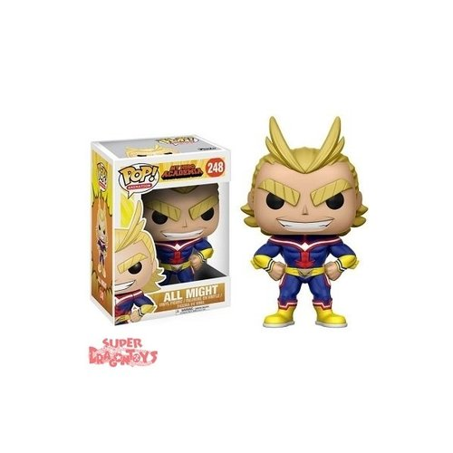 MY HERO ACADEMIA - ALL MIGHT - FUNKO POP