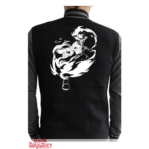 "ONE PIECE - SWEAT SHIRT ""ACE"""