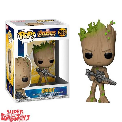 AVENGERS INFINITY WAR - GROOT - FUNKO POP