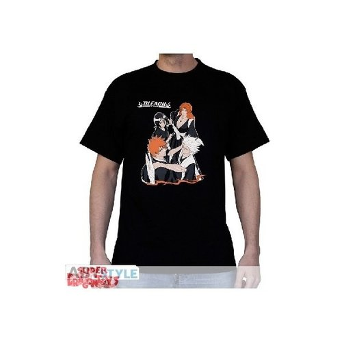 "ABYSSE CORP. BLEACH - T-SHIRT ""GROUPE"""