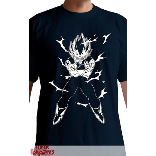 "DRAGON BALL Z - T-SHIRT ""MAJIN VEGETA"""