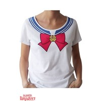 "ABYSSE CORP. SAILOR MOON - T-SHIRT FEMME ""SAILOR MOON COSPLAY"""