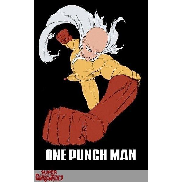 "ONE PUNCH MAN - T-SHIRT ""SAITAMA PUNCH"""