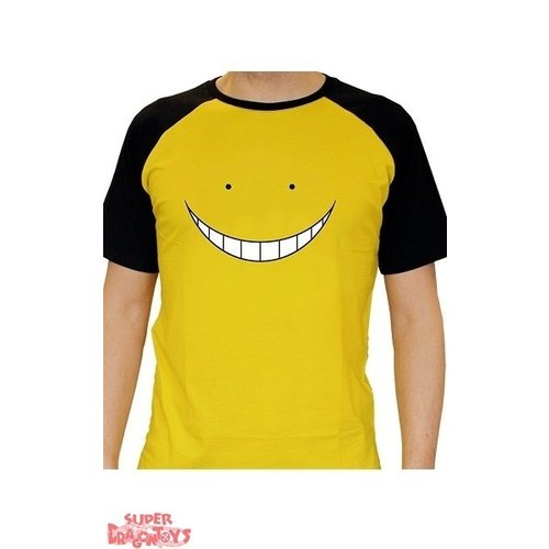 "ASSASSINATION CLASSROOM - T-SHIRT PREMIUM ""KORO SMILE"""