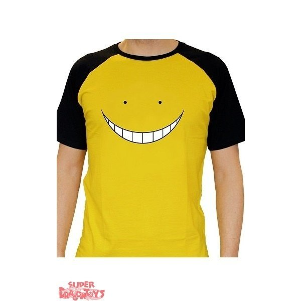 "ABYSSE CORP. ASSASSINATION CLASSROOM - T-SHIRT PREMIUM ""KORO SMILE"""