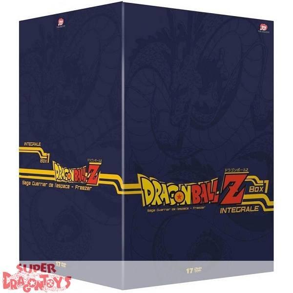 AB VIDEO DRAGON BALL Z - EDITION COLLECTOR - COFFRET 1 - DVD BOX