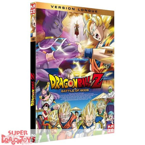 KAZE VIDEO DRAGON BALL Z - MOVIE : BATTLE OF GODS - VERSION LONGUE - DVD