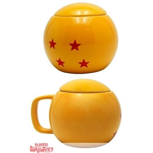"DRAGON BALL - MUG 3D ""BOULE DE CRISTAL NO.4"""