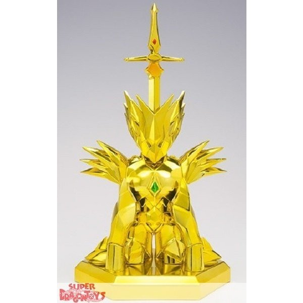 SAINT SEIYA - ODIN AIOLIA GOD ROBE - MYTH CLOTH SOUL OF GOLD