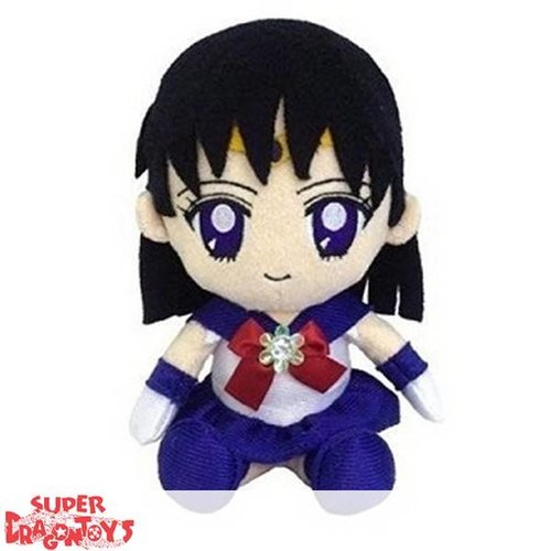 SAILOR MOON - SAILOR SATURNE - PELUCHE
