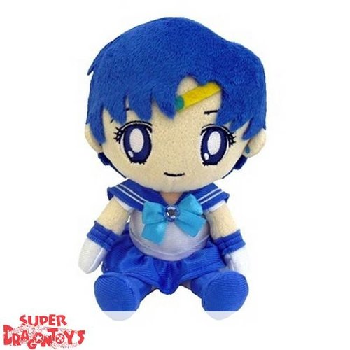 SAILOR MOON - SAILOR MERCURE - PELUCHE