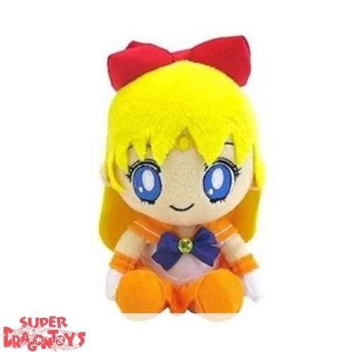 BANDAI SAILOR MOON - SAILOR VENUS - PELUCHE