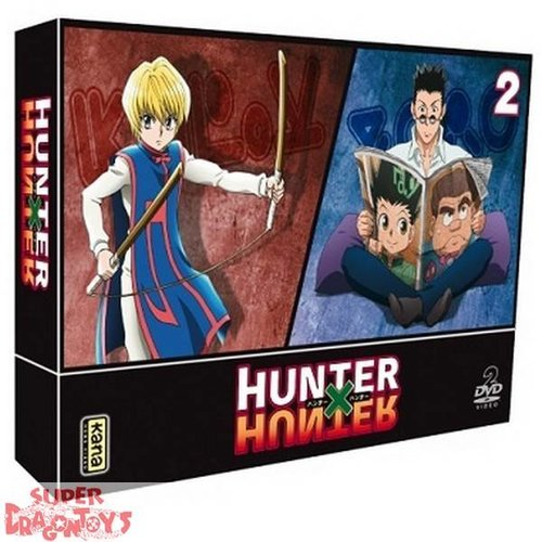 HUNTER X HUNTER (2011) BOX 02