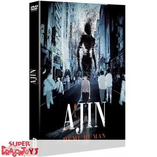 KANA HOME VIDEO AJIN : DEMI-HUMAN - SAISON 1 - INTEGRALE - COFFRET DVD