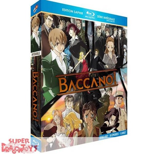 BACCANO ! - INTEGRALE - EDITION SAPHIR