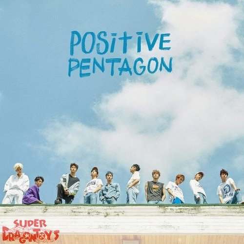 PENTAGON - POSITIVE - 6TH MINI ALBUM