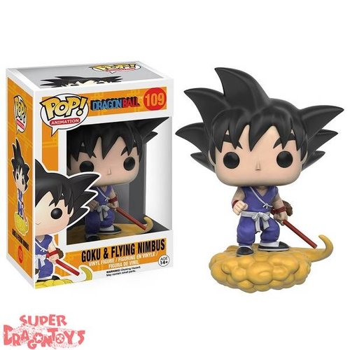 FUNKO  DRAGON BALL - GOKU & FLYING NIMBUS - FUNKO POP