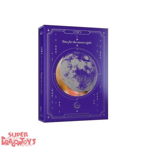 "GFRIEND - TIME FOR THE MOON NIGHT - ""NIGHT"" VERSION - 6TH MINI ALBUM"