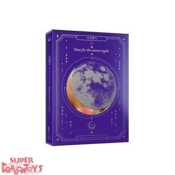 "GFRIEND - TIME FOR THE MOON NIGHT - ""NIGHT"" VERSION - 6TH MINI ALBUM"
