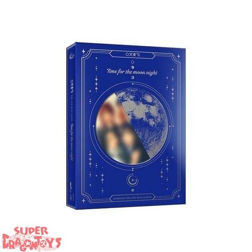 "GFRIEND - TIME FOR THE MOON NIGHT - ""MOON"" VERSION - 6TH MINI ALBUM"