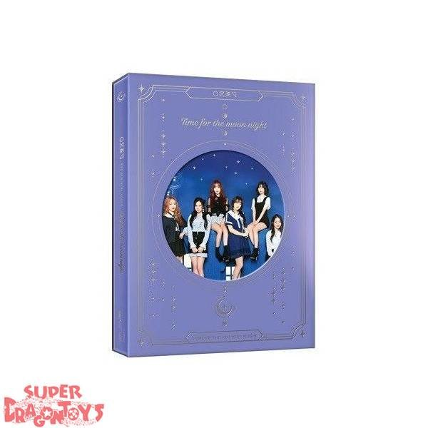 "GFRIEND - TIME FOR THE MOON NIGHT - ""TIME"" VERSION - 6TH MINI ALBUM"