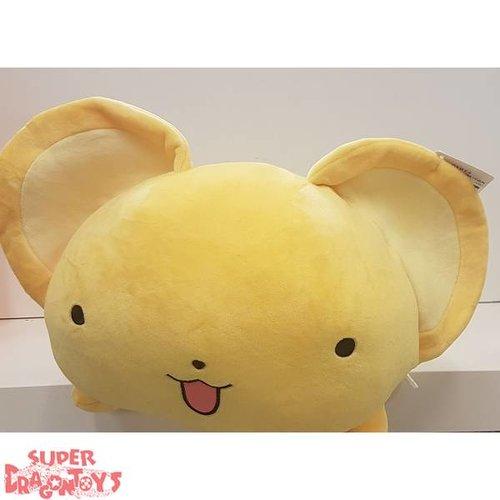 "TAITO CARD CAPTOR SAKURA - KERO CHAN - ""MOCHI"" JUMBO PLUSH"