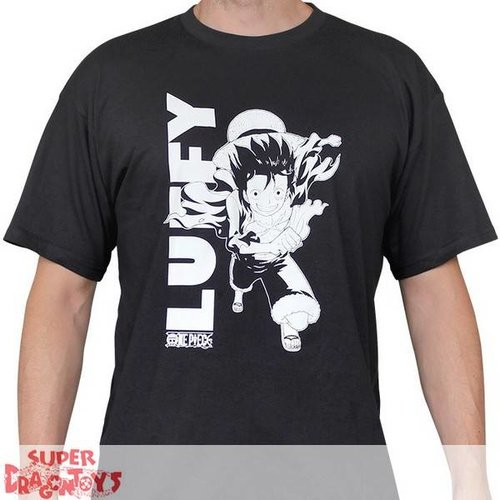 "ONE PIECE - TSHIRT ""LUFFY RUNNING"""