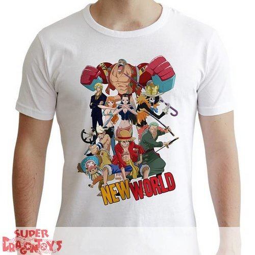 "ONE PIECE - TSHIRT ""GROUPE NEW WORLD"" - NEW FIT"