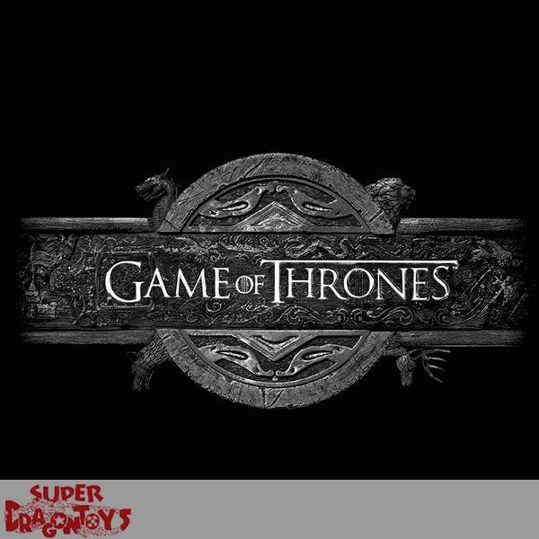 """ABYSSE CORP. GAME OF THRONES - TSHIRT """"OPENING LOGO"""" - BASIC"""