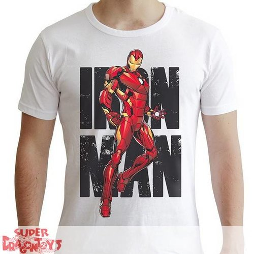 "ABYSSE CORP. MARVEL - TSHIRT ""IM CLASSIC"" - NEW FIT"