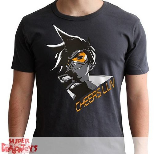 "ABYSSE CORP. OVERWATCH - TSHIRT ""TACER"" - NEW FIT"