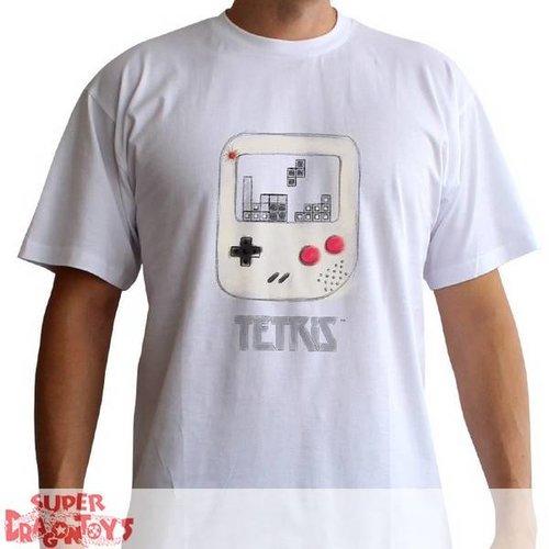 "TETRIS - TSHIRT ""GB CARTOON"" - BASIC"