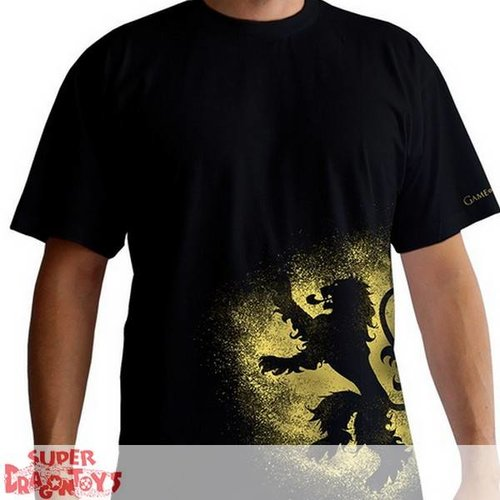 "ABYSSE CORP. GAME OF THRONES - TSHIRT ""LANNISTER SPRAY"" - BASIC"