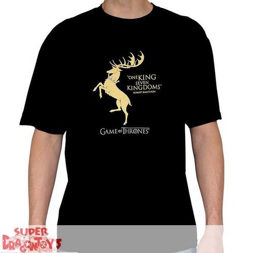 "GAME OF THRONES - TSHIRT ""BARATHEON"" - BASIC"