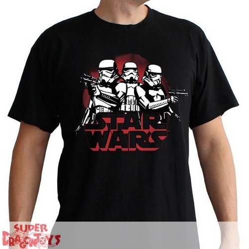 "ABYSSE CORP. STAR WARS - TSHIRT ""STORMTROOPERS"" - BASIC"