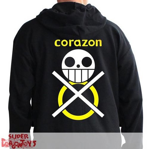 ABYSSE CORP. ONE PIECE - SWEAT ''CORAZON""