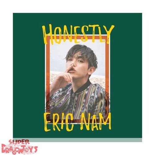 ERIC NAM - HONESTLY - 3RD MINI ALBUM