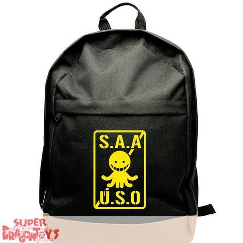 "ASSASSINATION CLASSROOM - SAC A DOS/BACKPACK ""S.A.A.U.S.O"""