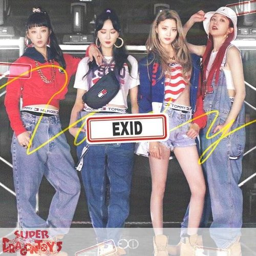 EXID - LADY - 2ND SINGLE ALBUM