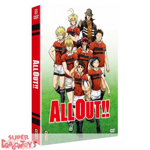 ALL OUT - INTEGRALE - COFFRET DVD