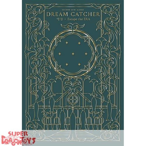 DREAMCATCHER - ESCAPE THE ERA - [OUTSIDE] VERSION - 2ND MINI ALBUM