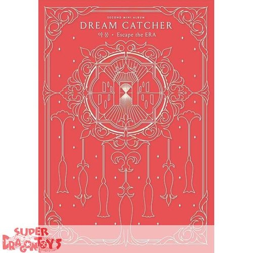 DREAMCATCHER - ESCAPE THE ERA - [INSIDE] VERSION - 2ND MINI ALBUM