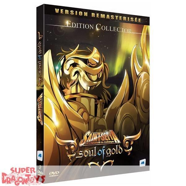 SAINT SEIYA - SOUL OF GOLD - INTEGRALE - COFFRET DVD