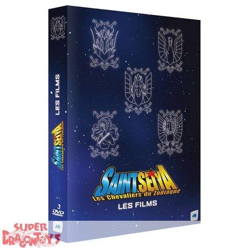 SAINT SEIYA - LES FILMS - COFFRET DVD
