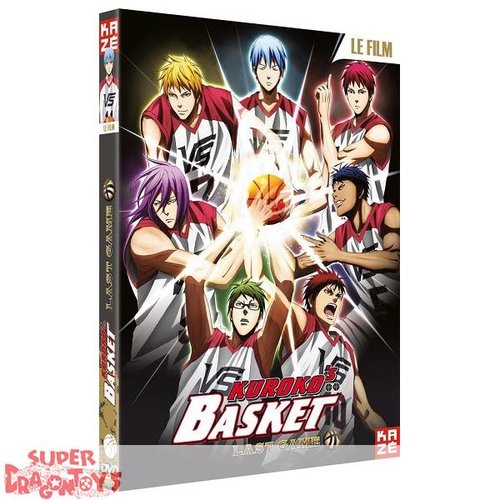 KUROKO'S BASKET - LAST GAME - DVD