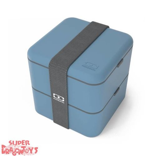 MONBENTO MONBENTO - BENTO BOX [MB SQUARE DENIM]