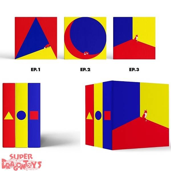 SHINEE - THE STORY OF LIGHT EP.1 - 6TH ALBUM