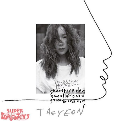 TAEYEON - SOMETHING NEW - 3RD MINI ALBUM