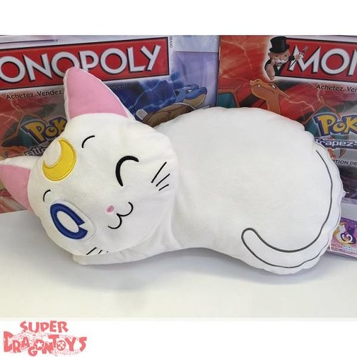 "BANPRESTO  SAILOR MOON - ARTEMIS - ""KAWAII"" CUSHION PLUSH"